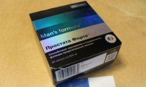 Простата Форте: инструкция по применению, цена и отзывы мужчин
